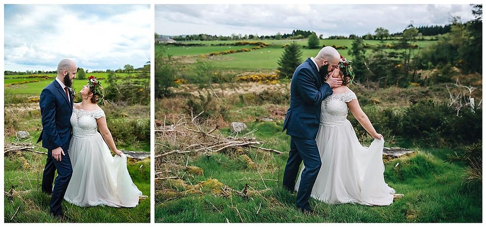 County Wicklow Wedding