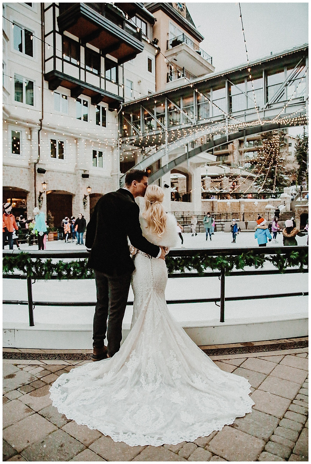 Arrabelle Vail Wedding Photographer