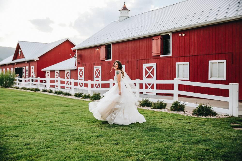 colorado western style wedding photographer