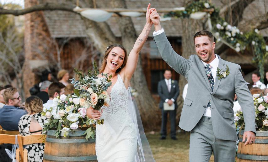 Spruce Mountain Ranch Wedding Photographer