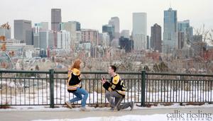 denver secret proposal photographer