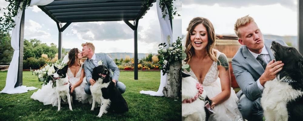 larkspur wedding photographer