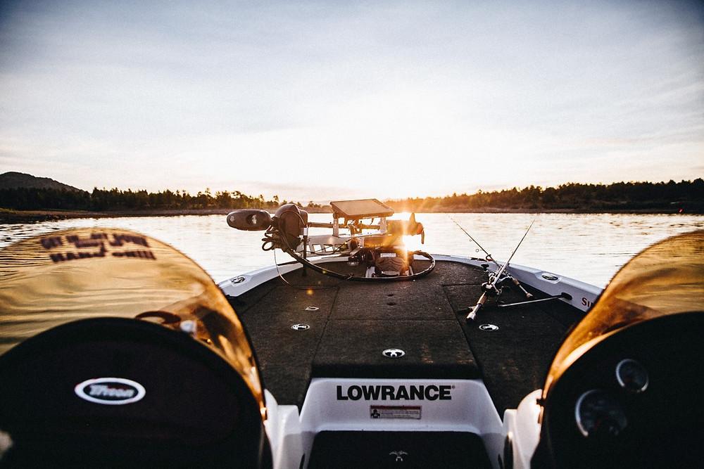 Colorado Bass Fishing