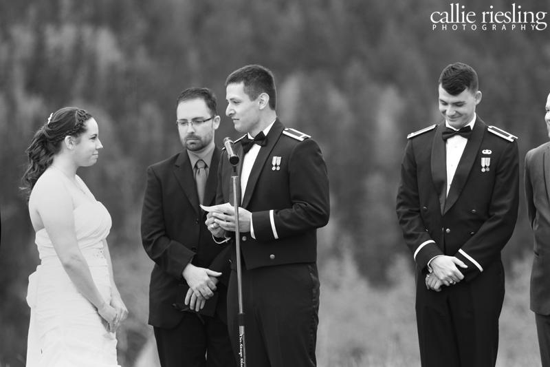 Colorado Mountain Wedding Photographer - Air Force Academy Wedding Photographer