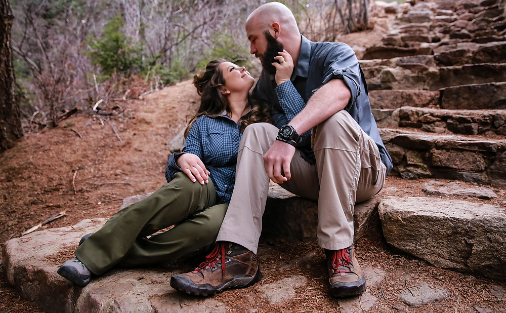 colorado springs engagement photographer