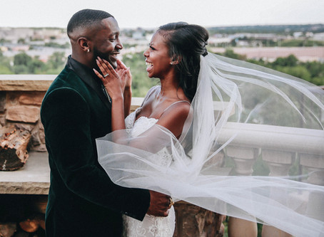 THE PINERY AT THE HILL WEDDING - Josh + Alexandria Colorado Springs Wedding