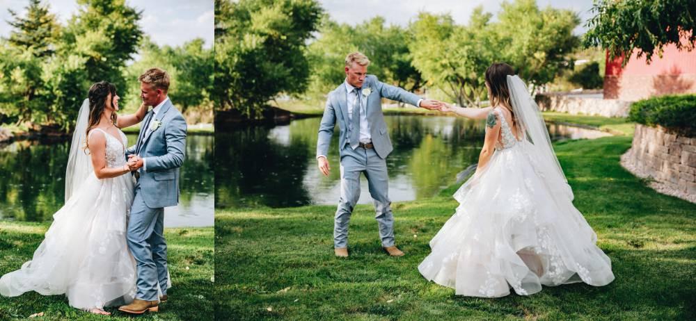 larkspur colorado wedding photographer