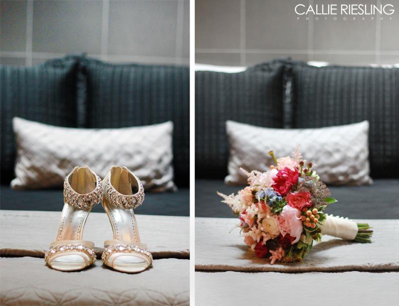 Della Terra Mountain Chateau Wedding Photography - Estes Park Wedding Photographer