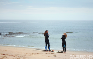 surf engagement photography - san diego wedding photography