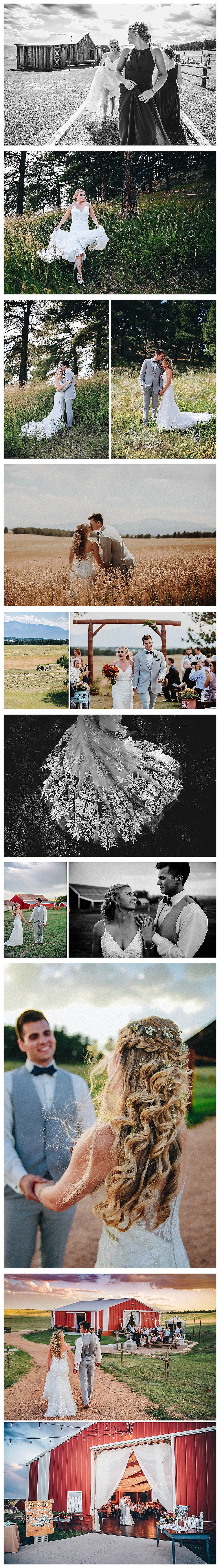 Younger Ranch Wedding Photographer