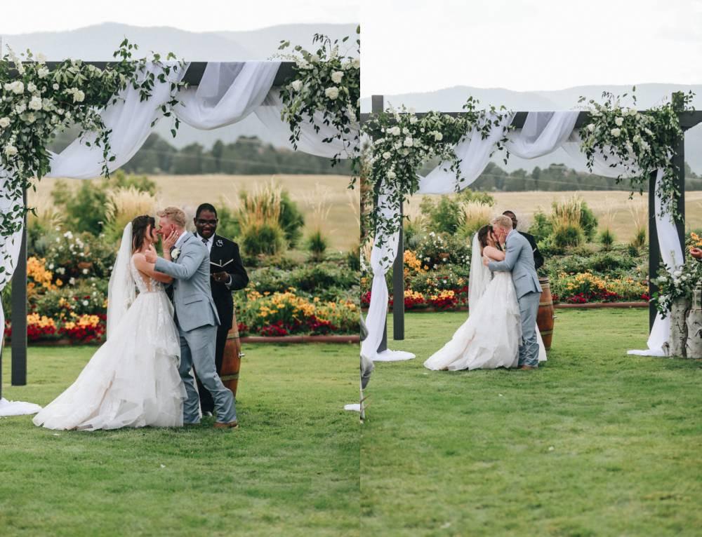 colorado springs wedding ceremony