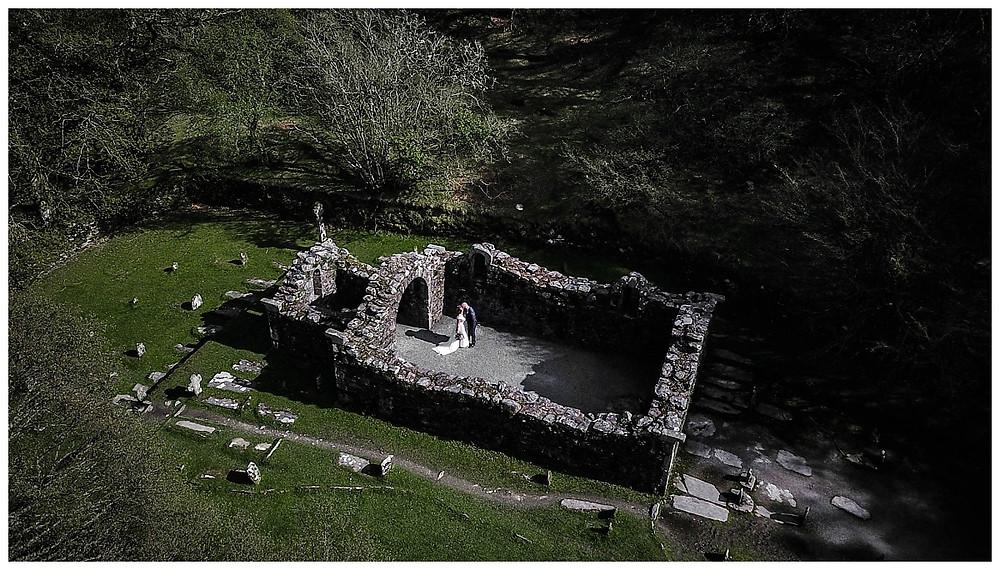 Irish Abbey Elopement