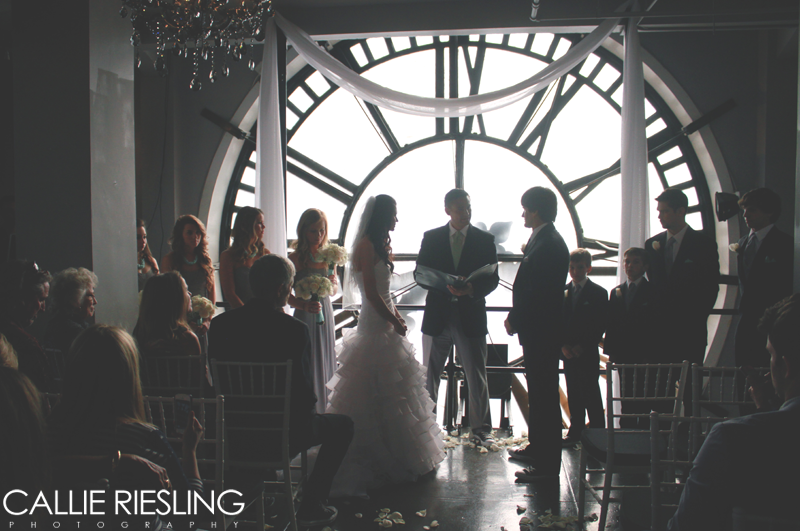 denver wedding photography - clocktower events