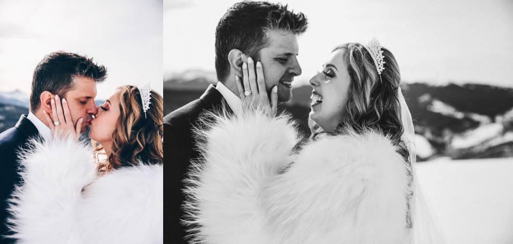 Colorado Mountain Micro Wedding Photographer