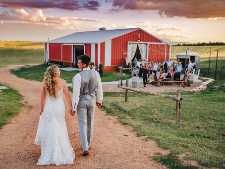YOUNGER RANCH PHOTOGRAPHER | Alex + Mal's Black Forest Ranch Wedding - PART ONE