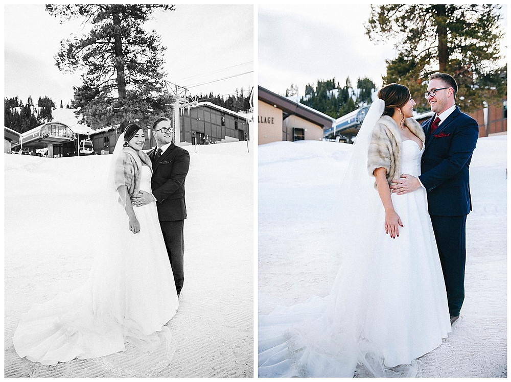Vail Main Village Wedding