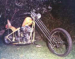 Shovelhead Harley Davidson 1972