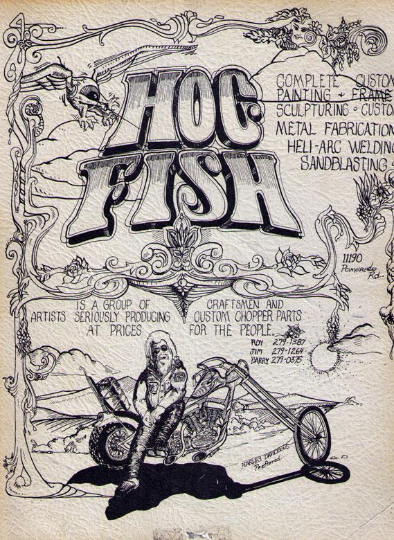 1971 H.Fish Flyer