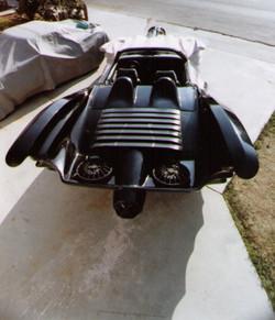The Bat Mobile