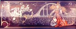 The H.Fish Studios VW van 1984