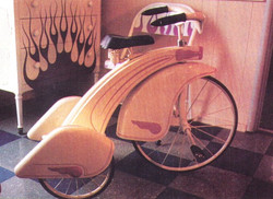 Hand made Tricycle 1981