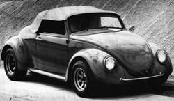 VW Speedster 1978