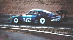 1989 Porsche long tail