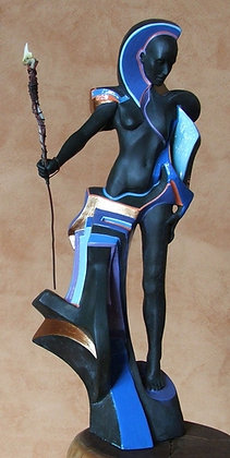 FEMALE GODDESS WARRIOR