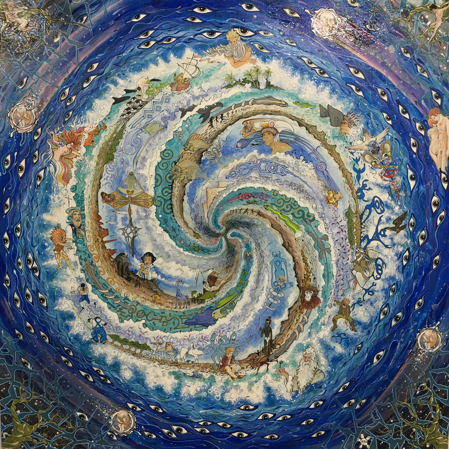 THE SWIRLING