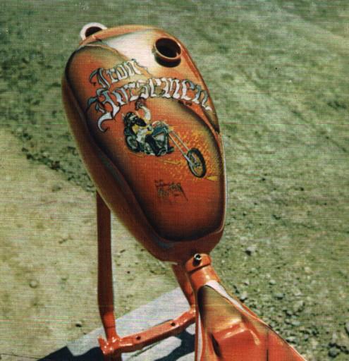 Iron Horseman Motorcycle