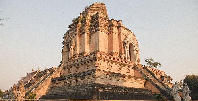 temple near POR Thapae Gate