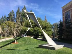 """'Levateur' vs. 'Levitation:' Comparing the Outdoor Sculptures of Tony DeLap"