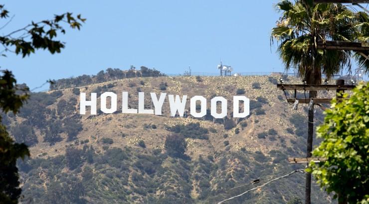 """A Little Bit of Hollywood in Orange"""