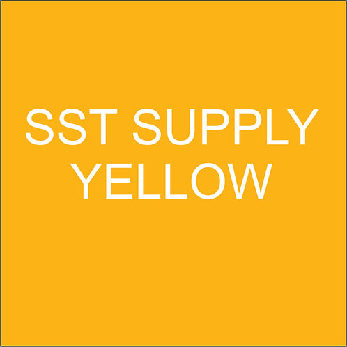 "SST VINYL 15""HEAT TRANSFER Yellow"