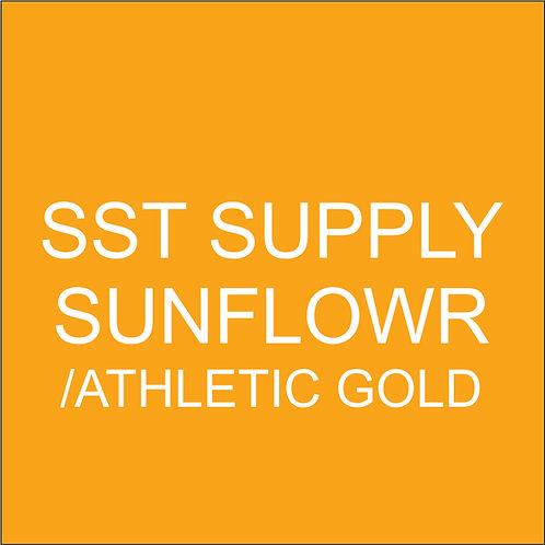 """SST VINYL 15""""HEAT TRANSFER Sunflower (Athletic Gold)"""