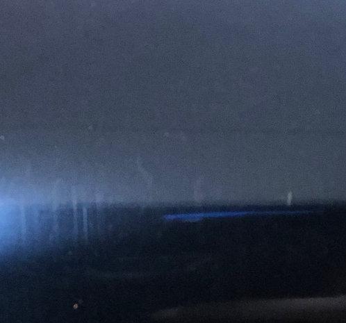 SST BLUE FOIL SHIRT VINYL