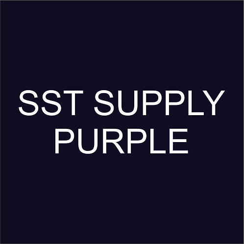 "SST VINYL 15""HEAT TRANSFER Purple"