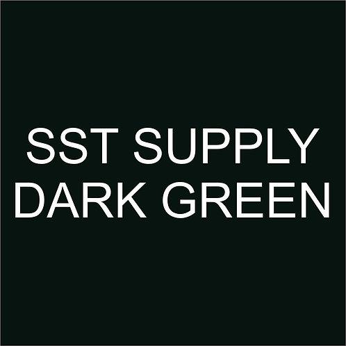 """SST VINYL 15""""HEAT TRANSFER DARK GREEN"""