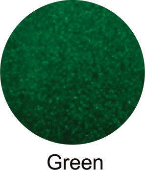 SST GREEN GLITTER