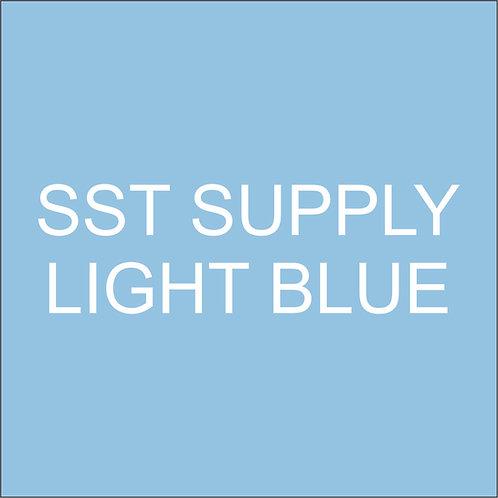 """SST VINYL 15""""HEAT TRANSFER LIGHT BLUE"""