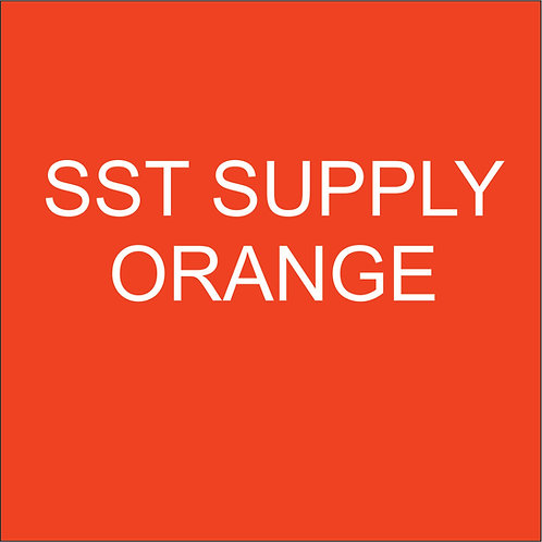 "SST VINYL 15""HEAT TRANSFER ORANGE"