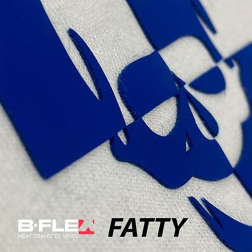 B-Flex Fatty (750 microns HTV) Heat Transfer Fashion Vinyl