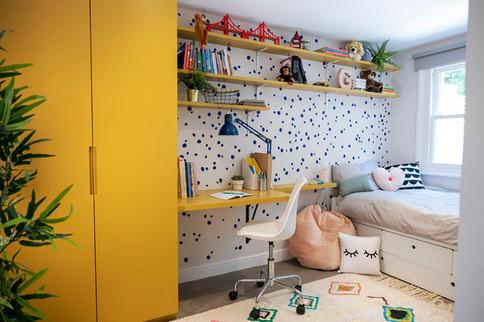 House of Kin, Residential Design, girls