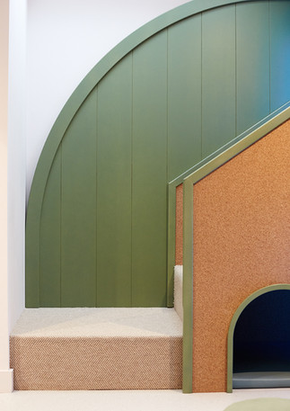House of Kin, nursery design, kids inter