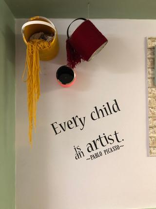 House of Kin, school design, child artis