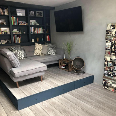 House of Kin, Residential Design, Storag