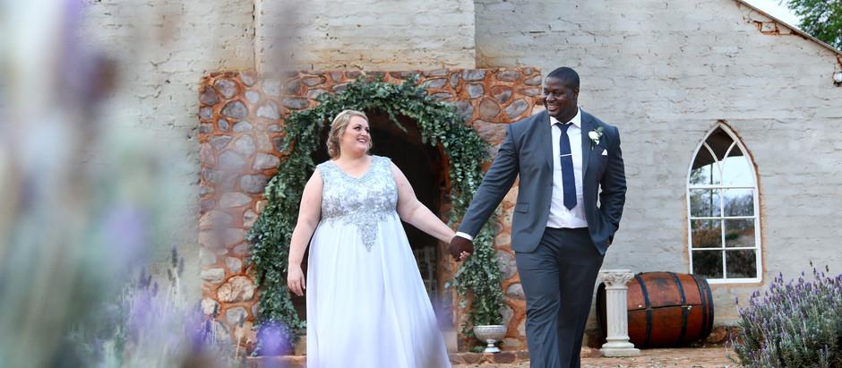 Zakhele & Brenda Thambe