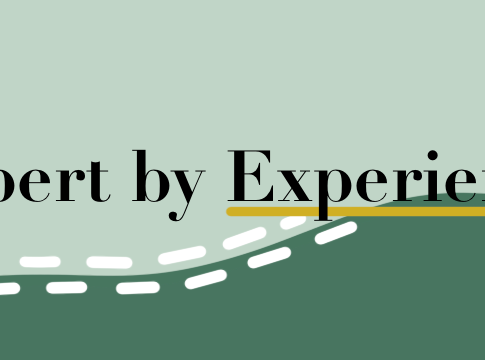 Expert by Experience Banner