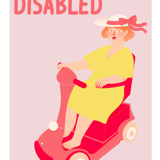 Unapologetically Disabled