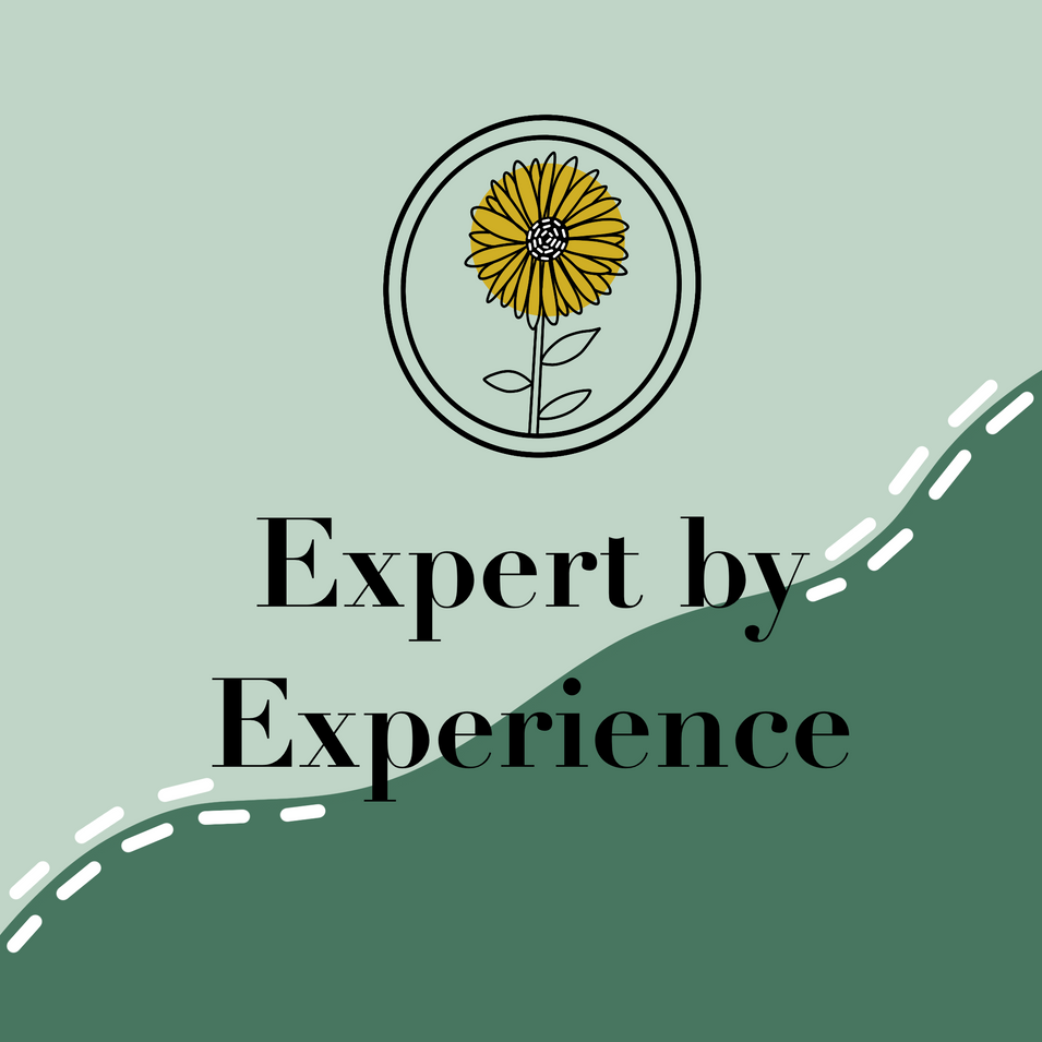 Expert by Experience Social Media Logo